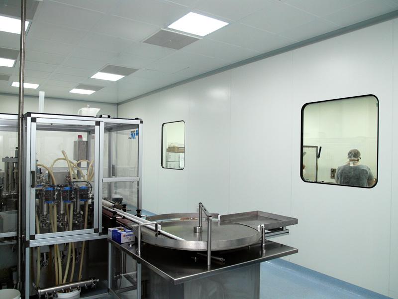 Camere Bianche Cosa Sono : Impianti farmaceutici e ospedalieri camere bianche e sale operatorie