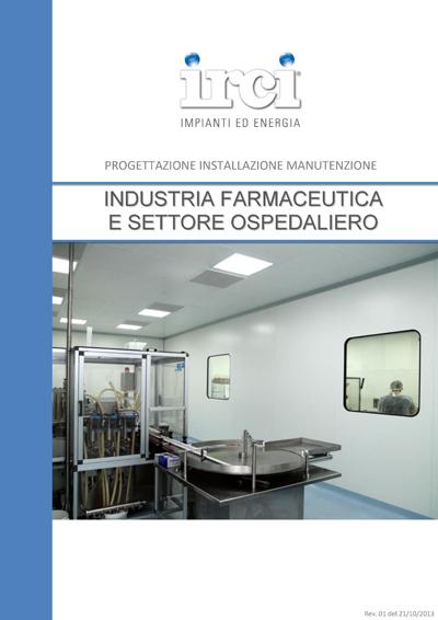 Scheda_Prodotto_Impianto_FARMACEUTICO-OSPEDALIERO_IRCISpA_Rev01_21-10-2013_Page_1