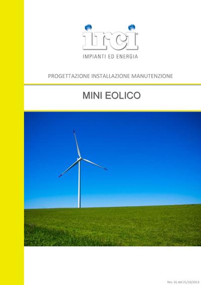 Scheda_Prodotto_Impianto_MINI-EOLICO_IRCISpA_Rev01_21-10-2013_Page_1
